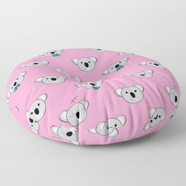 Koala Cuddles Floor Pillow