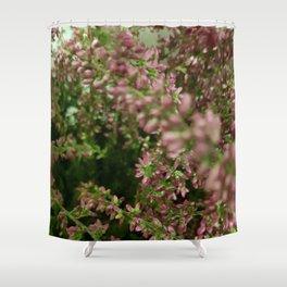 beautiul green Shower Curtain