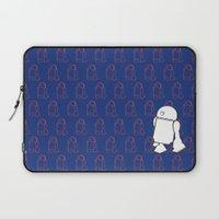 starwars Laptop Sleeves featuring STARWARS R2D2 by Imog3n