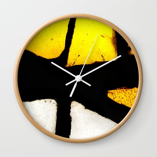 Light and Color II Wall Clock