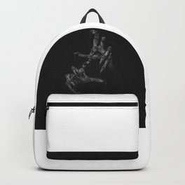 Death's Hands Backpack
