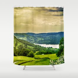Lake District (6) Shower Curtain