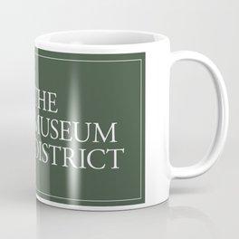 Museum District logo Coffee Mug