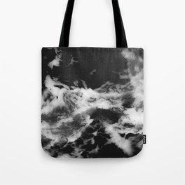 Waves of Marble Tote Bag