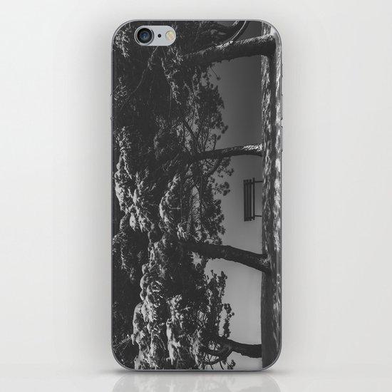 Somber Evening iPhone & iPod Skin