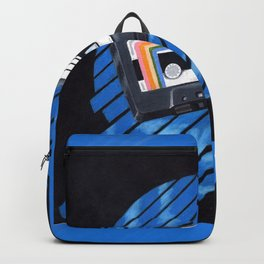 Space cassette Backpack