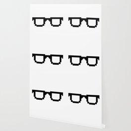 Geek Glasses Wallpaper