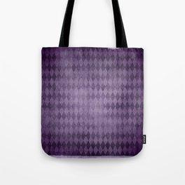 Lavender diamonds Tote Bag