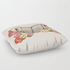 F **U  YOU Floor Pillow