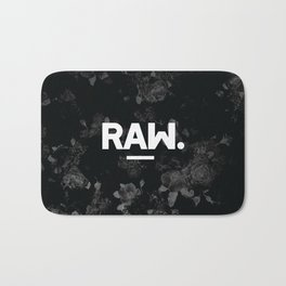 RAW. Bath Mat