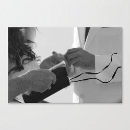 I Do... Canvas Print
