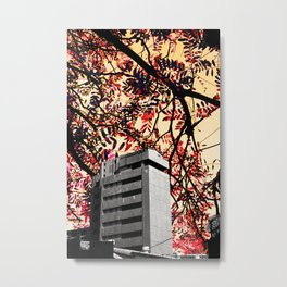 Rodeado Metal Print