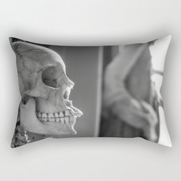 There's Something In Your Teeth Rectangular Pillow