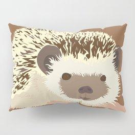 Hedgehog - Tan Pillow Sham