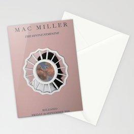Mac Miller, Devine Feminine Album Print, Music Print, A5 A4 A3 Unframed Indie Rock Art, Home Decor, Custom  Stationery Cards