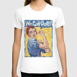 We Can Do It! Rosie the Riveter T-shirt