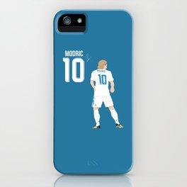 Luka Modric - Real Madrid iPhone Case