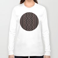 dna Long Sleeve T-shirts featuring DNA by Vigus