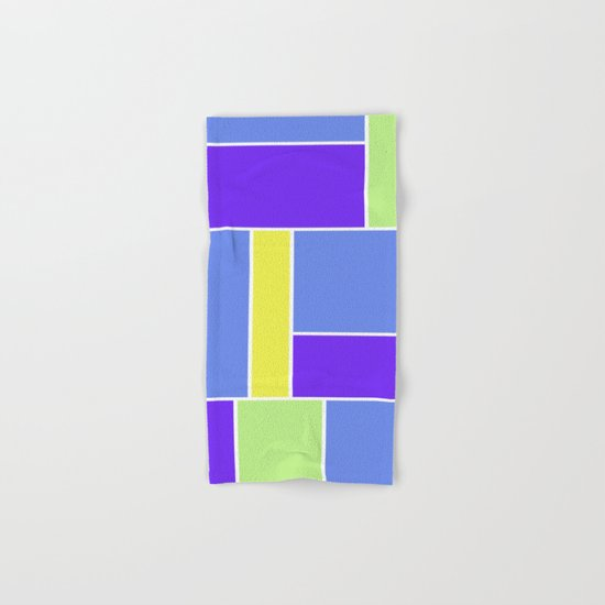 Abstract #461 Hand & Bath Towel