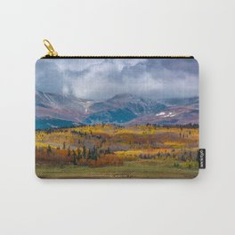 Fall in the Rockies Carry-All Pouch