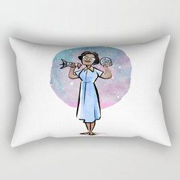 Katherine Johnson Rectangular Pillow