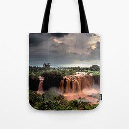 Nile Falls Tote Bag