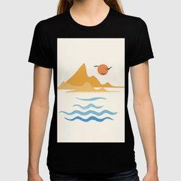 Minimalistic Summer III T-shirt