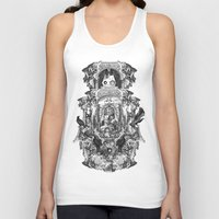 rome Tank Tops featuring Rome by DIVIDUS