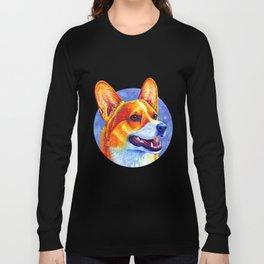 Mischief Maker - Pembroke Welsh Corgi Dog Long Sleeve T-shirt