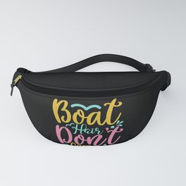Boat Hair Don't Care Fanny Pack