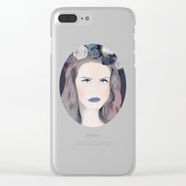 Lana II Clear iPhone Case