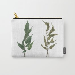 two leaves branches, old & new Carry-All Pouch