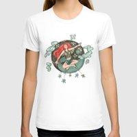 ying yang T-shirts featuring Ying Yang by Catru