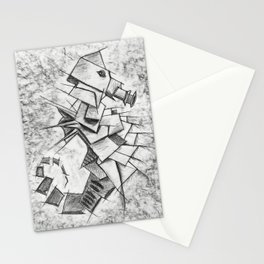 Cavalluccio Marino Stationery Cards