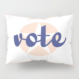 Vote Pillow Sham
