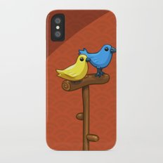 Tea for Three Slim Case iPhone X