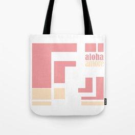 Aloha amore! Tote Bag