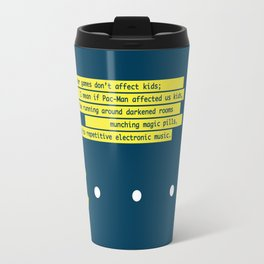Computer Games Don't Affect Kids Travel Mug