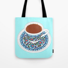 Turkish Coffee Tote Bag