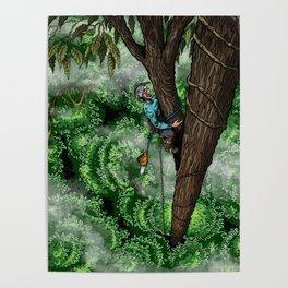 Flip Lining Poster
