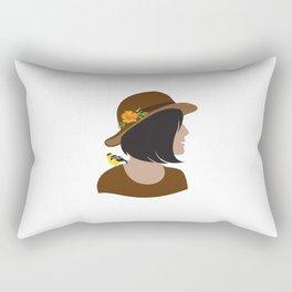 Poppy & Finch Rectangular Pillow