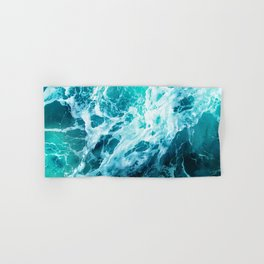 Out there in the Ocean Hand & Bath Towel