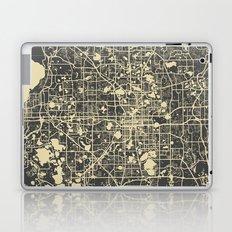 Orlando Map Laptop & iPad Skin