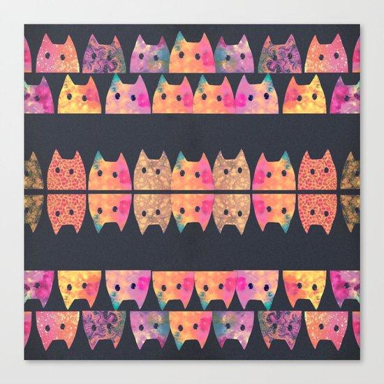 cat-268 Canvas Print