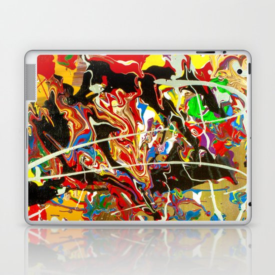 Madness Laptop & iPad Skin
