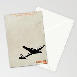 CRIMINAL MINDS - MINIMAL Stationery Cards