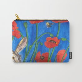 C'mon get Poppy! Carry-All Pouch