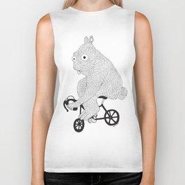 Bunny Bike Biker Tank