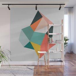 Modern Geometric 76A Wall Mural