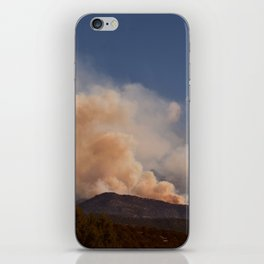 Cedar City Forest Fire - II iPhone Skin